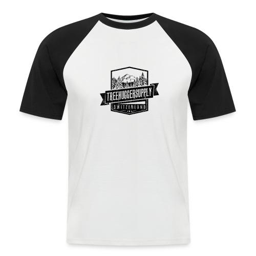 Treehuggersupply neu - Männer Baseball-T-Shirt