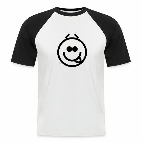 EMOJI 20 - T-shirt baseball manches courtes Homme