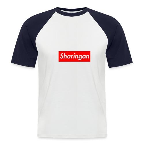 Sharingan tomoe - T-shirt baseball manches courtes Homme