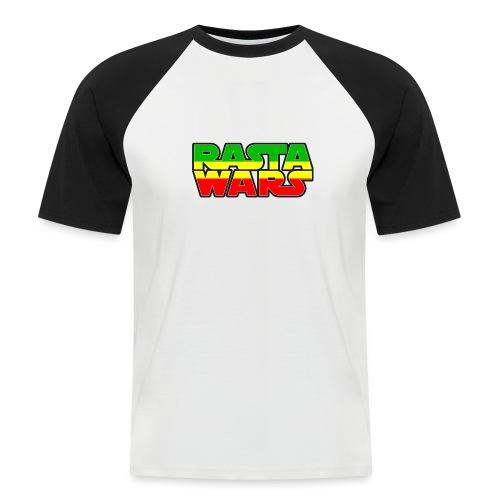 RASTA WARS KOUALIS - T-shirt baseball manches courtes Homme