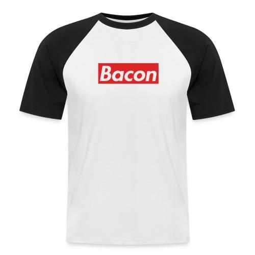Bacon - Kortärmad basebolltröja herr
