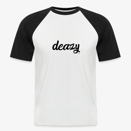 DEAZY - Männer Baseball-T-Shirt