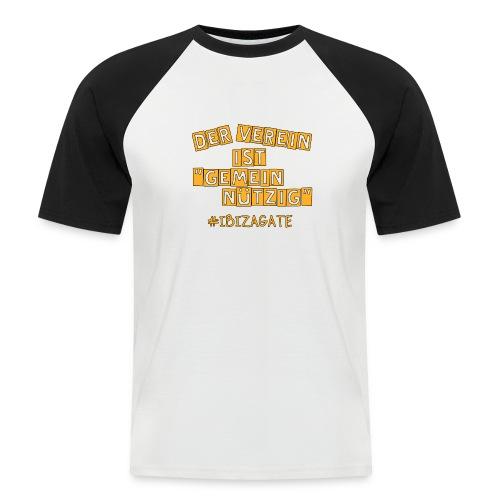 Verein - Männer Baseball-T-Shirt