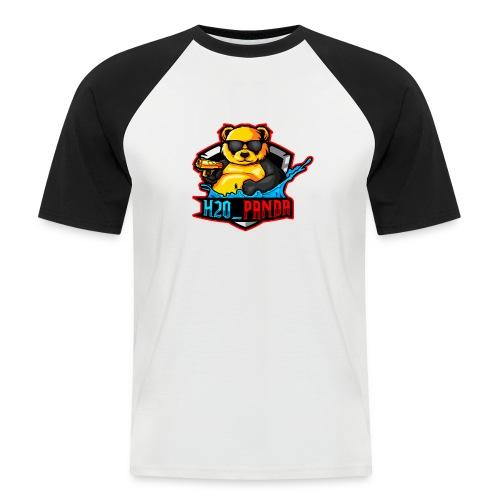 Pandas Loga - Kortärmad basebolltröja herr