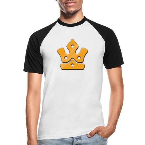 Minr Crown - Men's Baseball T-Shirt