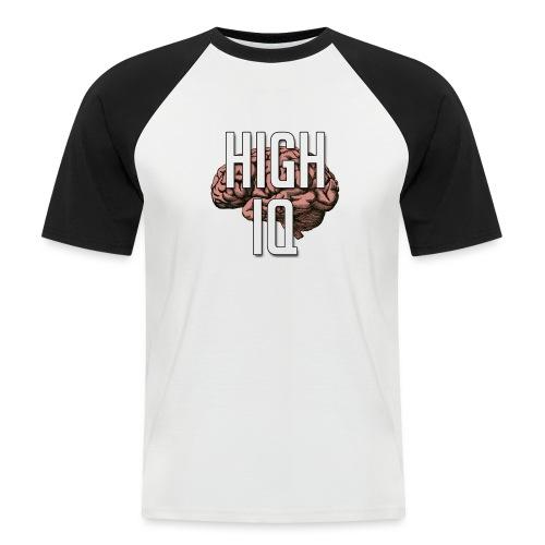 XpHighIQ - T-shirt baseball manches courtes Homme