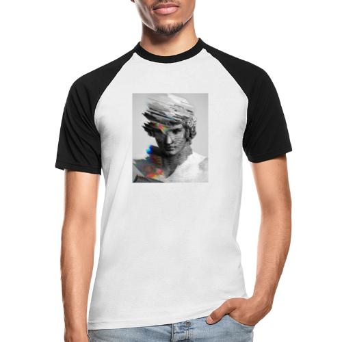 style - Camiseta béisbol manga corta hombre