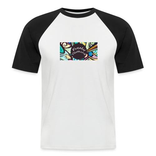 nyt - Kortærmet herre-baseballshirt