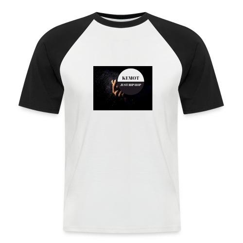 KeMoT odzież limitowana edycja - Koszulka bejsbolowa męska