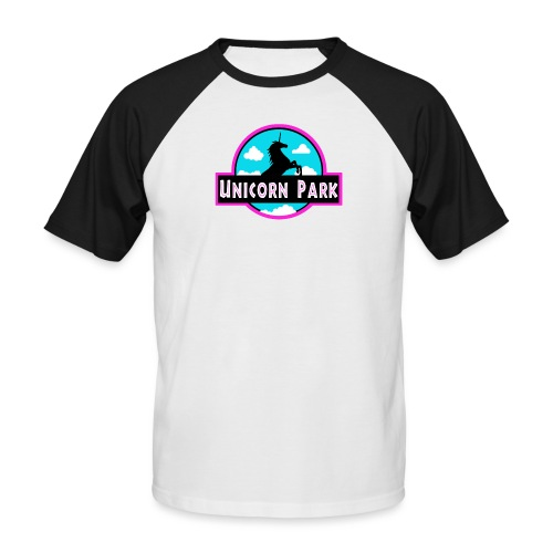 UNICORN PARK - T-shirt baseball manches courtes Homme
