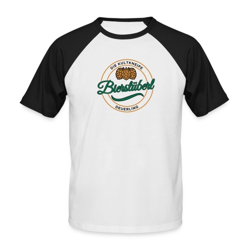 Bierstueberl Deuerling 17032020 - Männer Baseball-T-Shirt