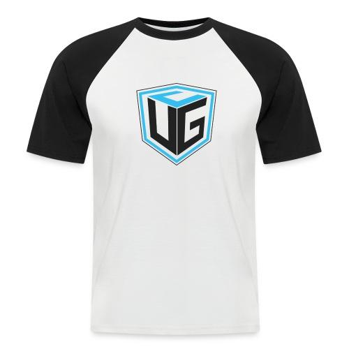 Ultimate Gaming Community Cube - Männer Baseball-T-Shirt