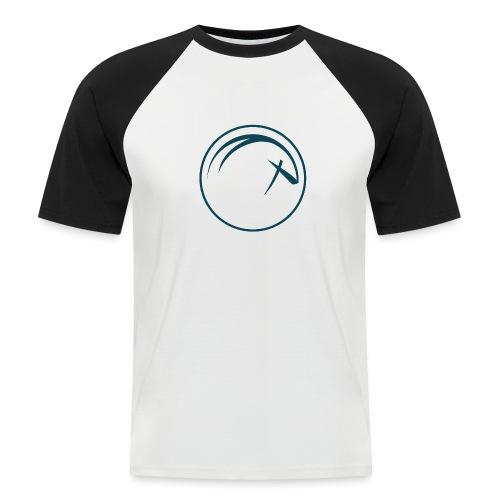 Ocean Oryx - Maglia da baseball a manica corta da uomo