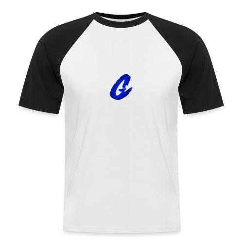 Cooper - Kortærmet herre-baseballshirt