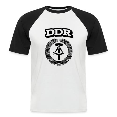 DDR T-paita - Miesten lyhythihainen baseballpaita