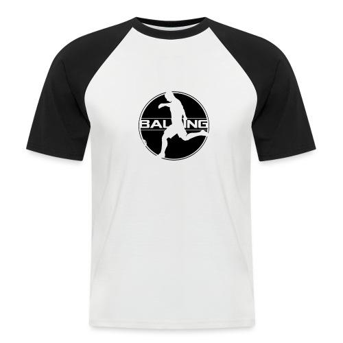 Balling - Mannen baseballshirt korte mouw