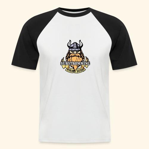 Surstromming - Männer Baseball-T-Shirt