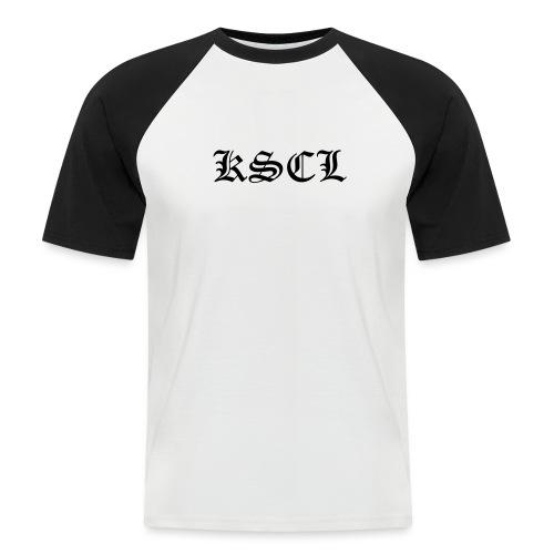 KSCL - Mannen baseballshirt korte mouw