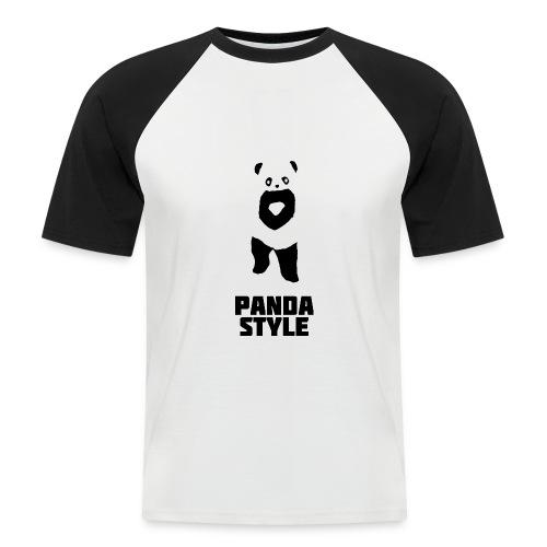 fffwfeewfefr jpg - Kortærmet herre-baseballshirt