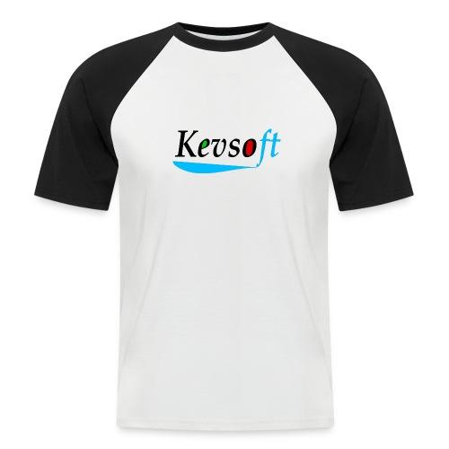 Kevsoft - Men's Baseball T-Shirt