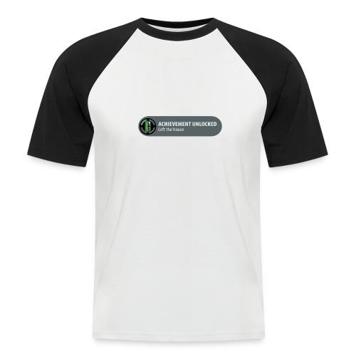 Achievement - Mannen baseballshirt korte mouw