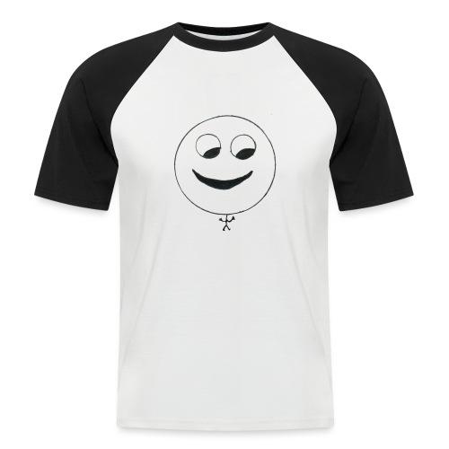 Janic Shop - Männer Baseball-T-Shirt