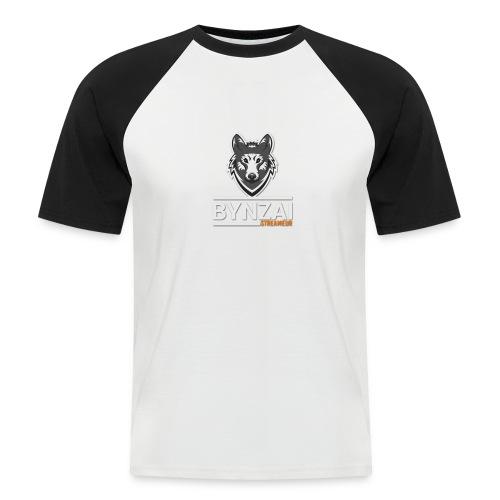 Casquette bynzai - T-shirt baseball manches courtes Homme