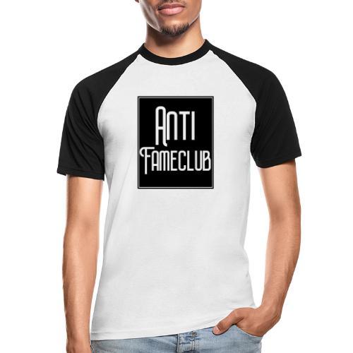 Anti FameClub - Männer Baseball-T-Shirt