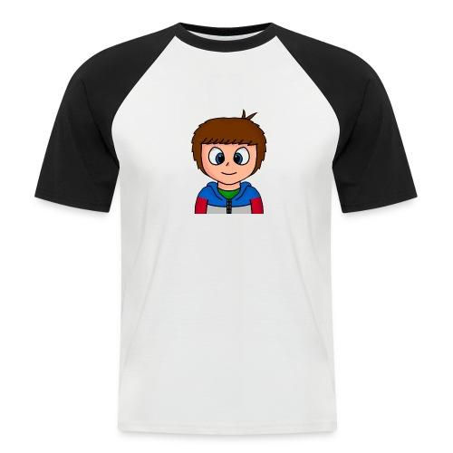 giofilms - Kortærmet herre-baseballshirt