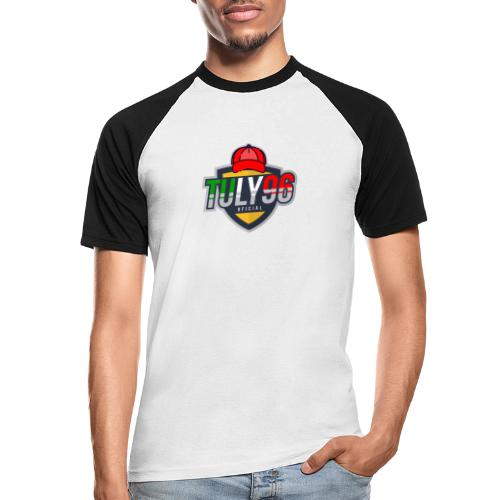 LOGO TULY96 - Camiseta béisbol manga corta hombre