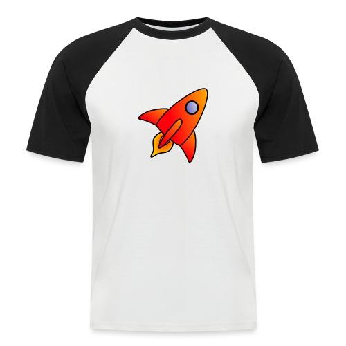 Red Rocket - Men's Baseball T-Shirt
