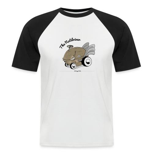 Nutdriver - Männer Baseball-T-Shirt