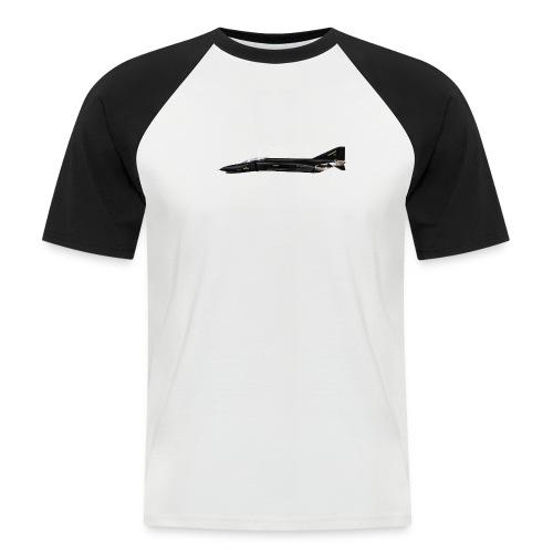 3711 black - Männer Baseball-T-Shirt