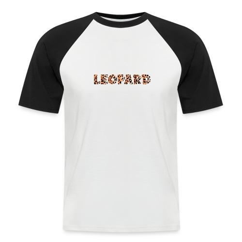 leopard 1237253 960 720 - Männer Baseball-T-Shirt