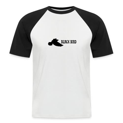 BLACK BIRD - Männer Baseball-T-Shirt