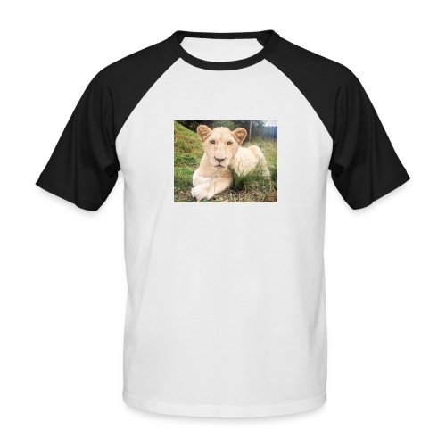 10536 2Cmoomba groot - Men's Baseball T-Shirt