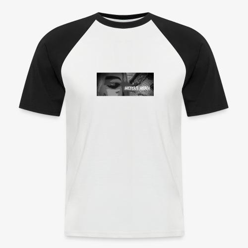 Meyer's Merch Official - Kortærmet herre-baseballshirt