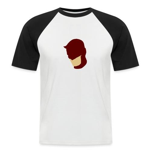 Daredevil Simplistic - Men's Baseball T-Shirt