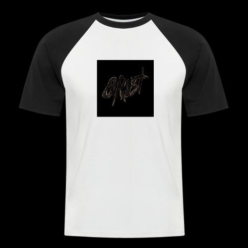 -Logo Qrust- - T-shirt baseball manches courtes Homme