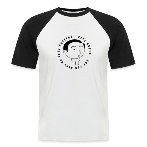Pete Snott - Men's Baseball T-Shirt