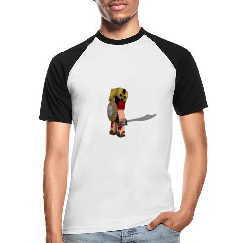 Gaming Pack for Snibbelz - Männer Baseball-T-Shirt
