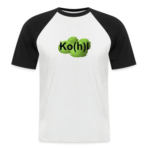 Ko(h)l - Männer Baseball-T-Shirt