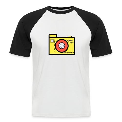 T-shirt DutchTraps - Mannen baseballshirt korte mouw