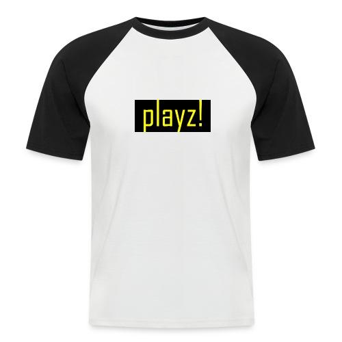 test image - Men's Baseball T-Shirt