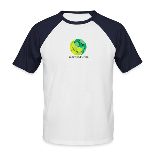 Cinewood Green - Men's Baseball T-Shirt
