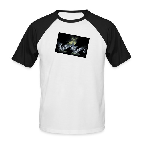 GYPSIES BAND LOGO - Men's Baseball T-Shirt