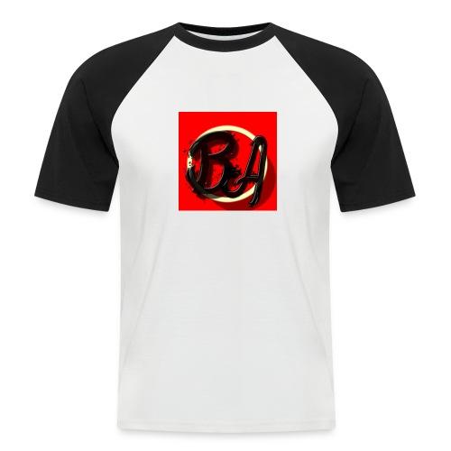 bentings - Kortermet baseball skjorte for menn