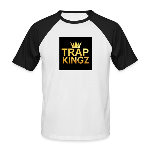 Trap kingz - Camiseta béisbol manga corta hombre