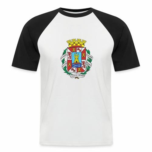 Escudo Cartagena - Camiseta béisbol manga corta hombre