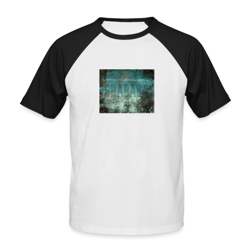 Shababa Tshirt - Kortærmet herre-baseballshirt